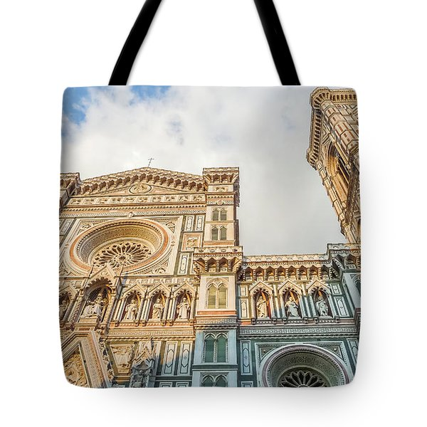 Dome Of Florence Tote Bag