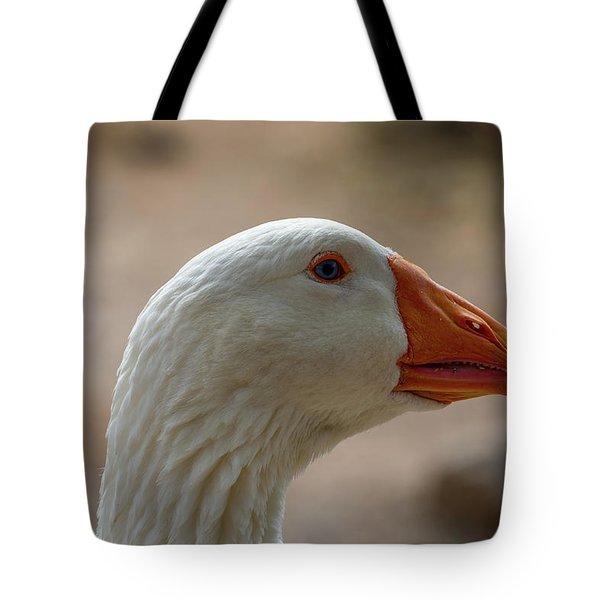 Domestic Goose Tote Bag