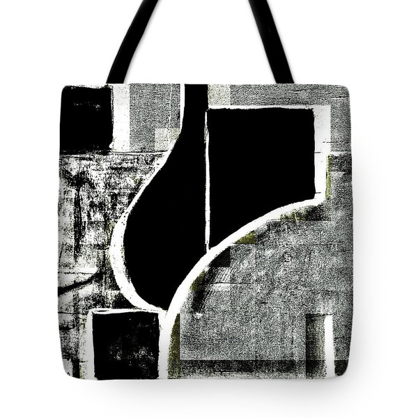 Tote Bag featuring the painting Dominance by VIVA Anderson