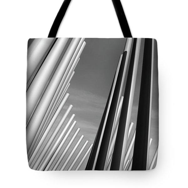 Domino Effect Tote Bag