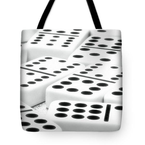 Dominoes I Tote Bag