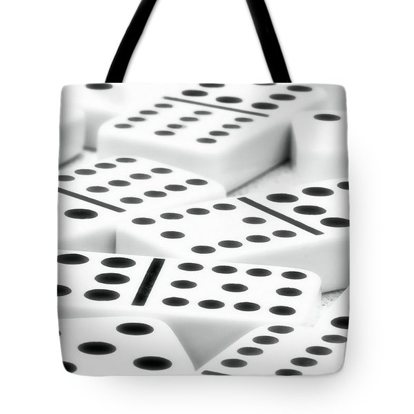 Dominoes II Tote Bag