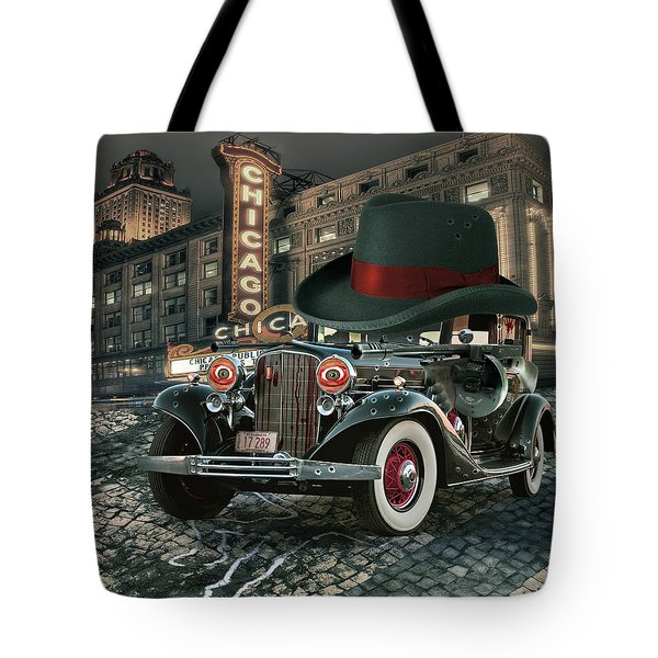Don Cadillacchio Tote Bag by Marian Voicu