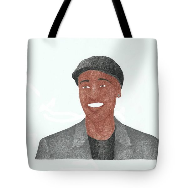 Don Cheadle Tote Bag