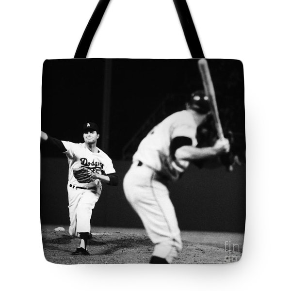 Don Drysdale (1936-1993) Tote Bag by Granger