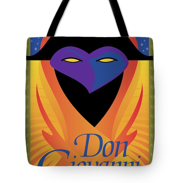 Don Giovanni Tote Bag