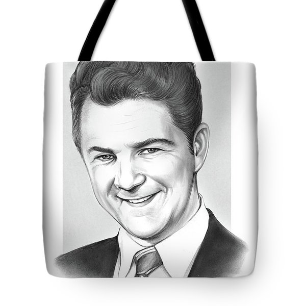 Don Pardo Tote Bag