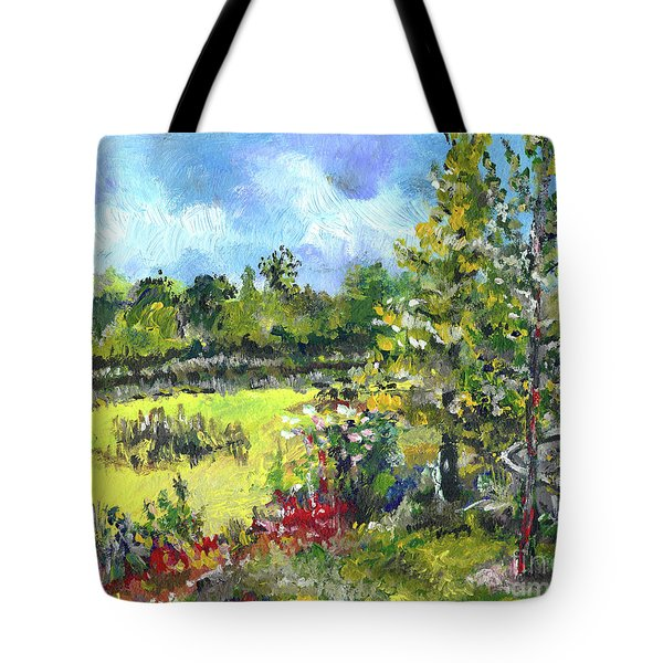 Don T Forget The Wall Tote Bag