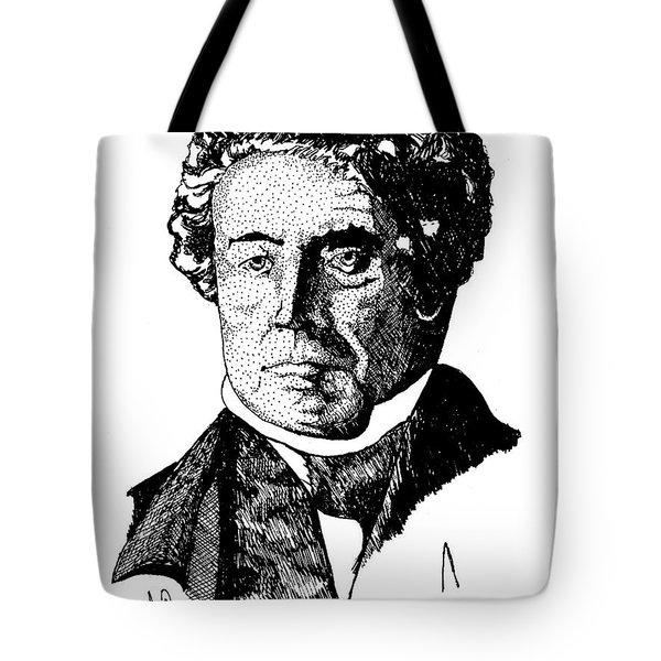 Donald Mckenzie Tote Bag