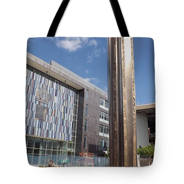Doncaster Civic Tote Bag