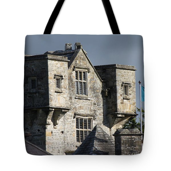 Donegal Castle Tote Bag