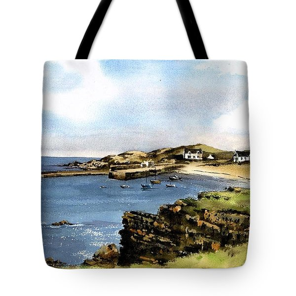 Donegal.  Port Na Blagh Tote Bag