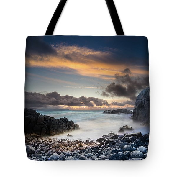 Donegal Sunset 5 Tote Bag