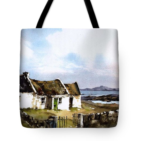 Donegal... Towards Owey Island Tote Bag