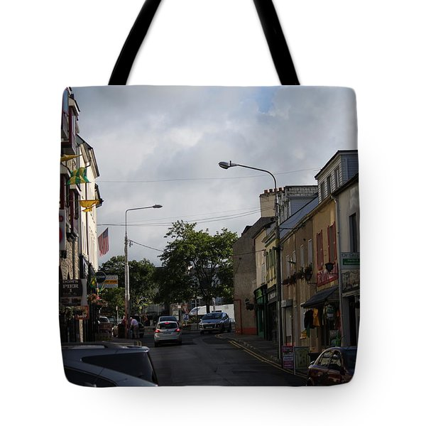 Donegal Town 4118 Tote Bag