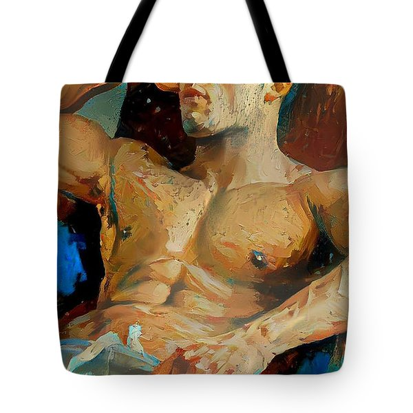 Donn Tote Bag