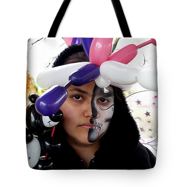 Donna's Delight Tote Bag