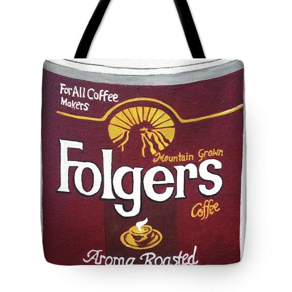 Donny Tote Bag by Tom Carlton