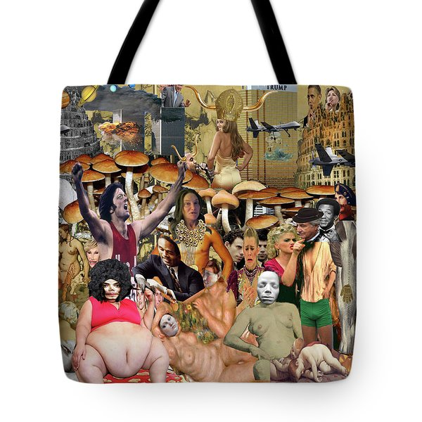 Don't Ask, Don't Tell Tote Bag