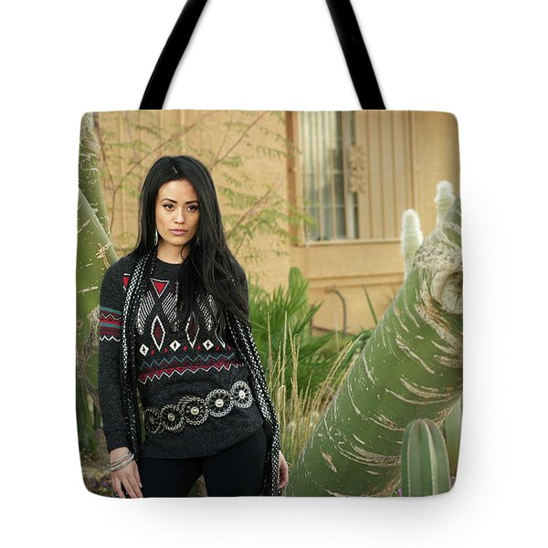 Don't Be Mean To Ileen Tote Bag