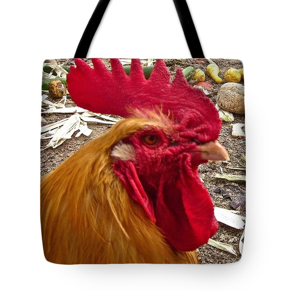 Dont Even Think About It Tote Bag by Gwyn Newcombe
