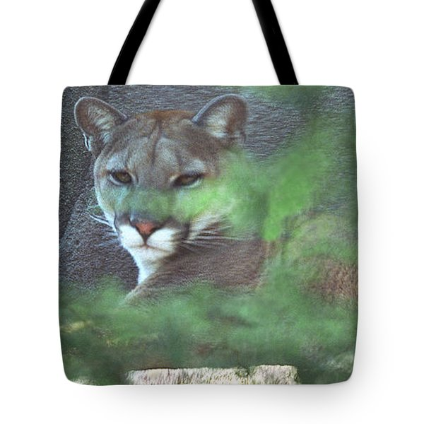 Don't Make A Sound Tote Bag by Greg Slocum