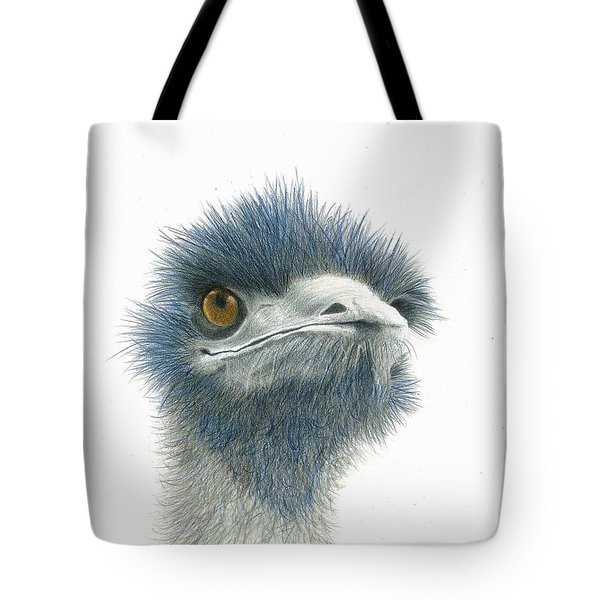 Dont Mess With Emu Tote Bag
