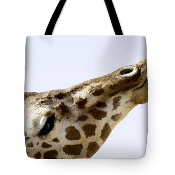 Don't Play With Your Food Tote Bag by Anne Rodkin