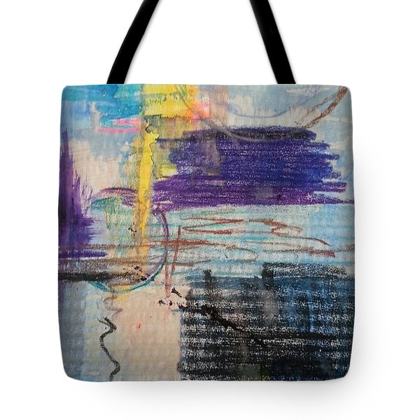 Don't Resist Tote Bag
