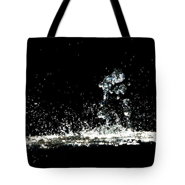 Don't Threaten Me With Love. Tote Bag