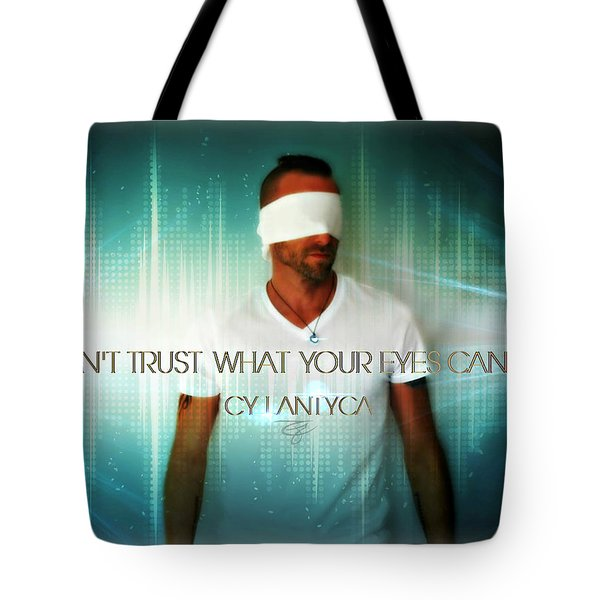 Don't Trust Tote Bag