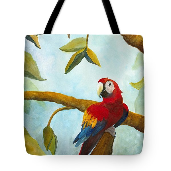Tote Bag featuring the painting Dont Worry Be Happy by Phyllis Howard