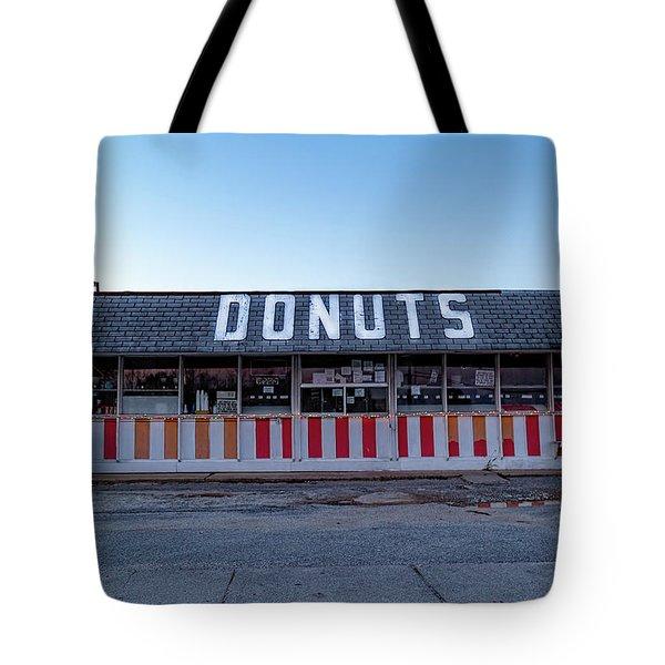 Donut Shop No Longer 3, Niceville, Florida Tote Bag