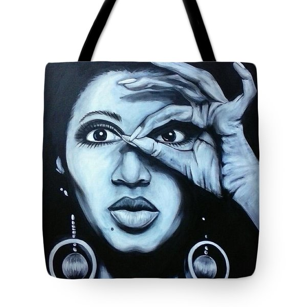 Donyele Tote Bag