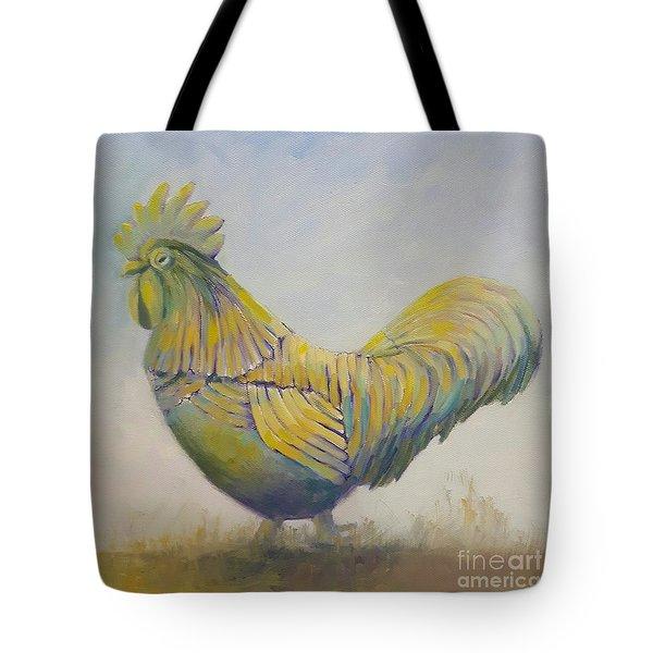 Doodle Doo Tote Bag