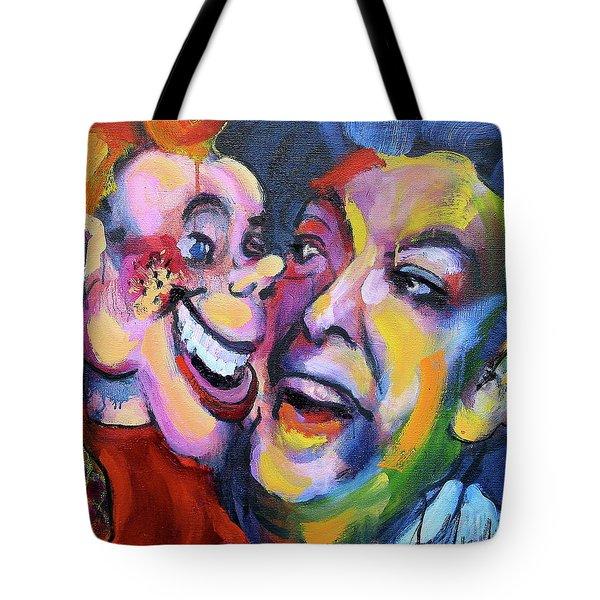 Doody And Bob Tote Bag