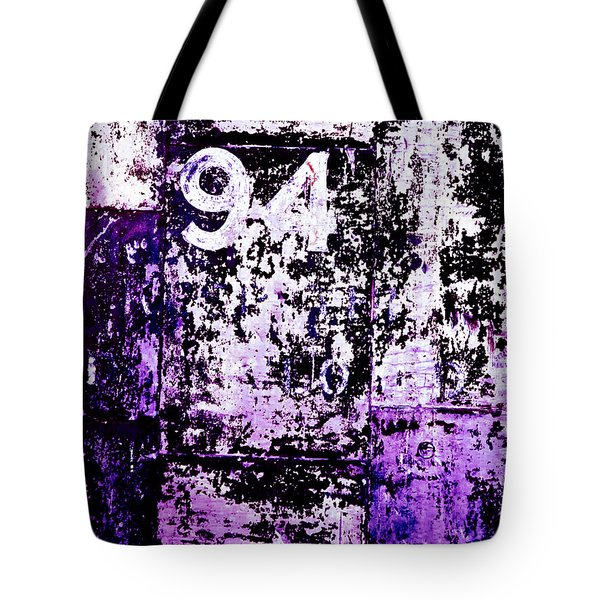 Door 94 Perception Tote Bag by Bob Orsillo