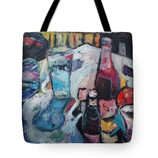 Door Co Stillyf Tote Bag
