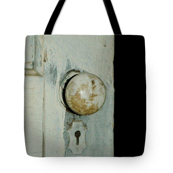 Door Is Open Tote Bag