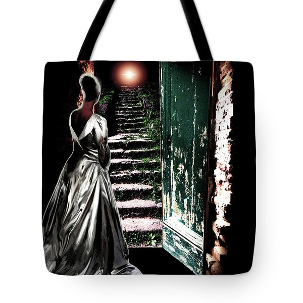 Door Of Opportunity Tote Bag