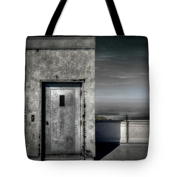 Door To Nowhere Tote Bag