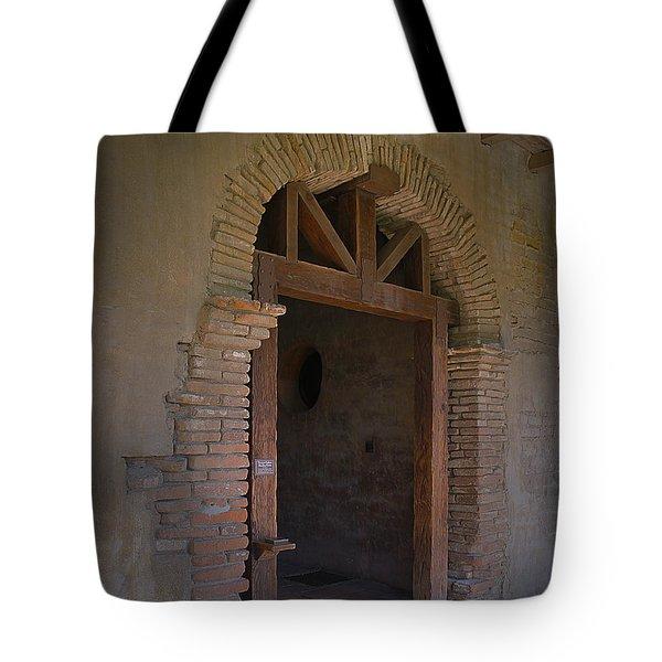 Door Way Tote Bag