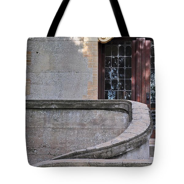 Doors Tote Bag by Bruce Gourley