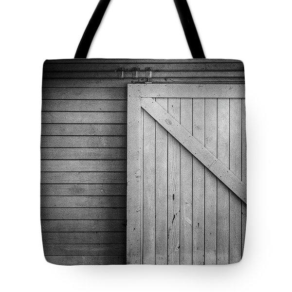 Doors Tote Bag by Wade Brooks