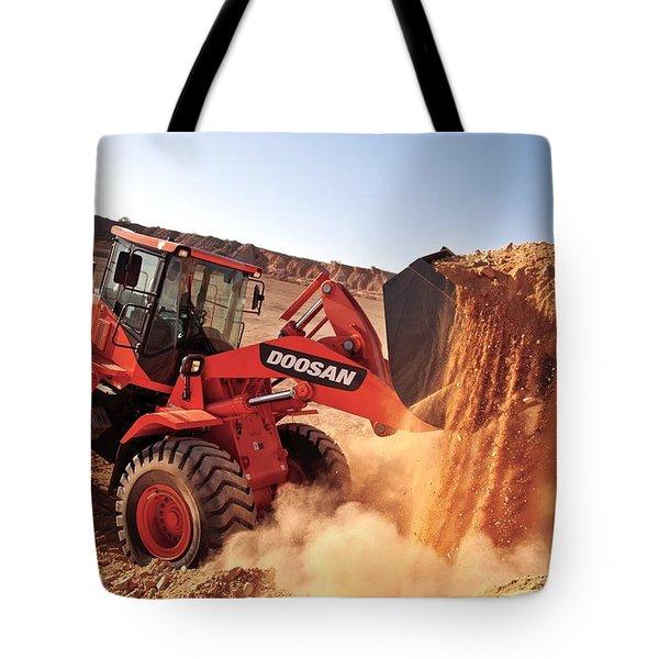 Doosan Tote Bag