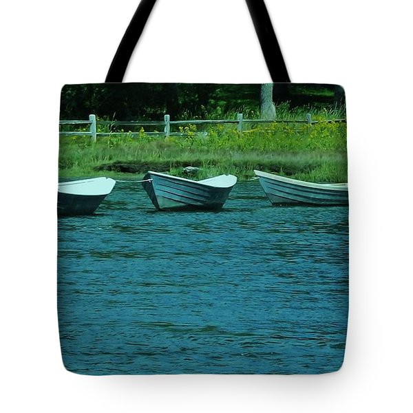 Dories Tote Bag