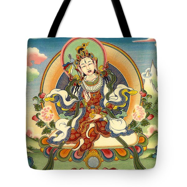 Dorje Yudronma Tote Bag