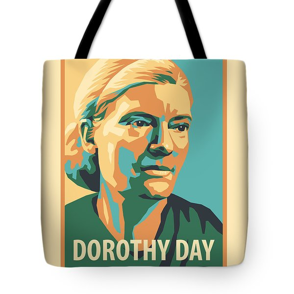 Dorothy Day, 1938 - Jldyd Tote Bag