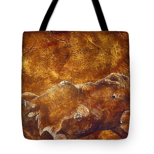 Dorothy Iv Tote Bag by Richard Hoedl