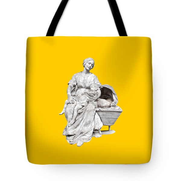 Tote Bag featuring the photograph Dors, Min P'tit Quinquin by Marc Philippe Joly
